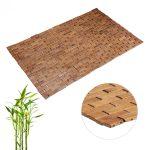 Bambusz kilépő fürdőszoba szőnyeg 50x80 vv szín