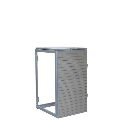 BioBox-120/75 Szemeteskuka tároló 240 és 360 literes kukák borítására 11x75x95 cm