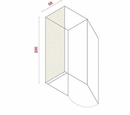 BioBox-200 Szemeteskuka tárolóhoz tartozó hátlap