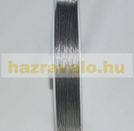 Ékszerdrót 0,38 mm rozsdamentes