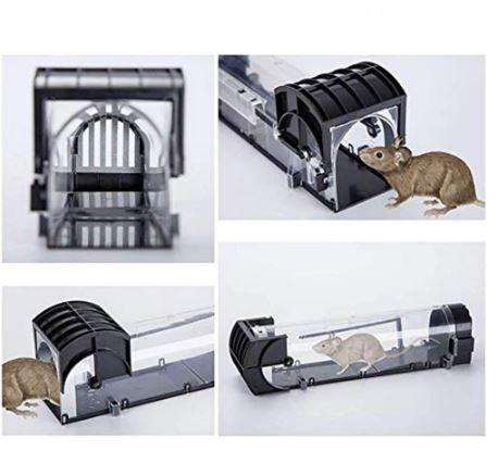 Egér, patkány és egyéb rágcsáló csapda 32 x 8,5 x 8 cm
