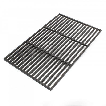 Öntöttvas grillrács négyzet alakú 54x34 cm