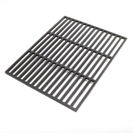 Öntöttvas grillrács négyzet alakú 60x40 cm