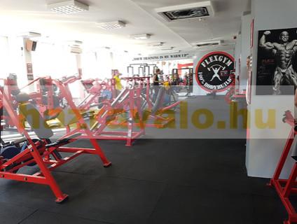 Fitnesz sportburkolat 20x1000x1000mm
