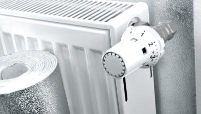 Hötükör fólia hővisszaverő fólia radiátor mögé több méretben