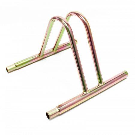 Kerékpár tároló bővíthető kerékpártartó, toldható beltérre vagy kültérre bicikli tartó állvány
