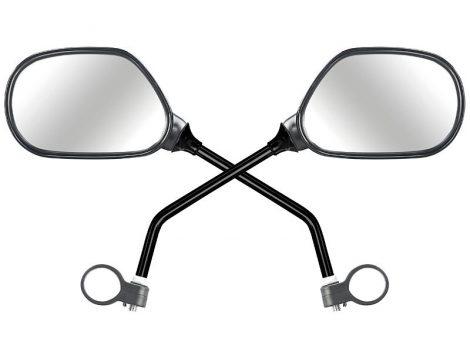 Kerékpár tükör 1 pár bicikli visszapillantó jobbos és balos 2 db