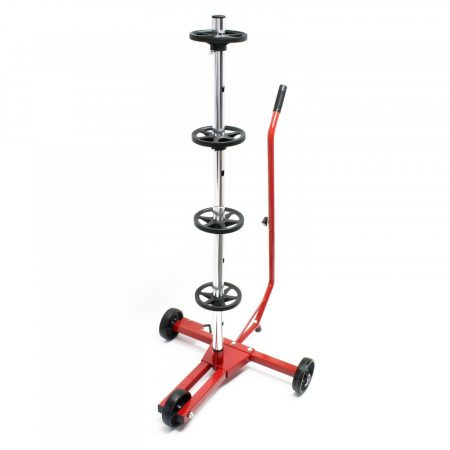 Keréktartó felni tartó állvány max. 225 mm -es kerékszélességig