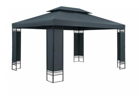 Kerti pavilon sörsátor modern stílusú szerelhető 3,9X2,9m több színben pergola