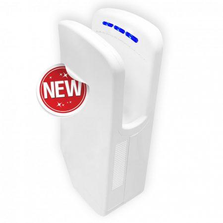 JET XDRY-Compact BF kézszárító infravezérlésű 230V 1450W UV-C fertőtlenítő lámpás HEPA szűrős kézbed
