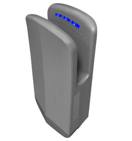 JET XDRY-Compact BF kézszárító infravezérlésű 230V 1450W UV-C fertőtlenítő lámpás HEPA