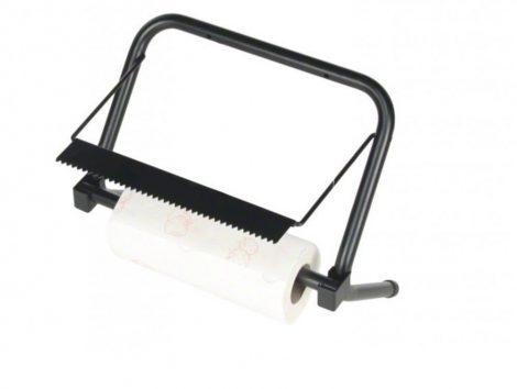 Kéztörlő, papírkendő tartó szilvia 30 cm széles papírtekercsig