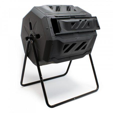 Komposztláda fém komposztáló keret láda 900 literes