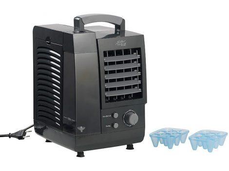 LW-410.T Kompakt 3 az 1-ben asztali léghűtő, párásító és légszűrő, 60 W