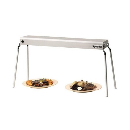 B400 Melegítő készülék 1 / 1 GN rozsdamentes acél