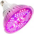 Üvegház világítás Növénylámpa növény nevelő LED 100W E27 foglalattal