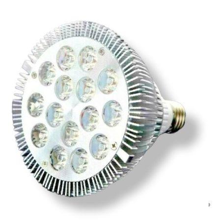 Üvegház világítás Növénylámpa növény nevelő LED 45W E27 foglalattal