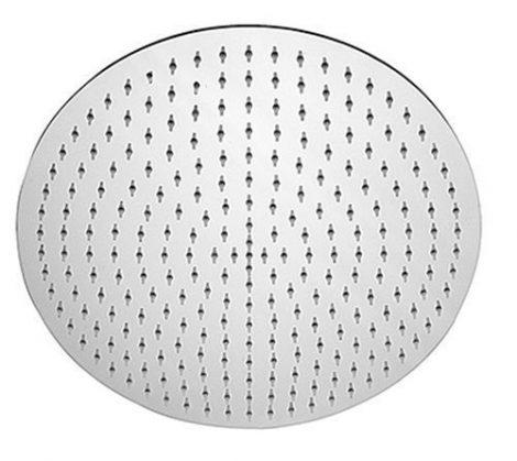 Zuhanyfej kerek 50 cm átmérővel - a legnagyobb esőztető zuhanyzófej