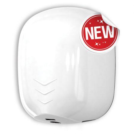 Stream Dry UV ABS kézszárító UV-C fertőtlenítő lámpa EPA szűrő infravezérlés 1100W UV fehér automata