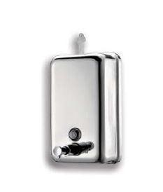 Szappanadagoló rozsdamentes acélból falra szerelhető 1,2 literes