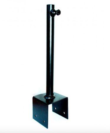 Szélkakas 7x7cm gererendára szerelhető tartó