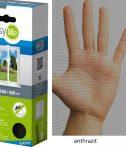 Rugalmas szúnyogháló, flexibilis, elasztikus 130x150 antracit szürke