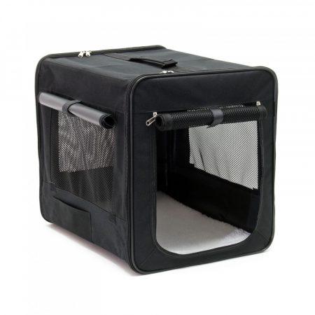 Kutyatáska összehajtható S méretű összecsukható hordozó táska kutya, cica számára