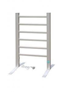 Fürdőszobai törölköző melegítő, 230V 100W fűtő multifunkciós változaban akár földön álló vagy falra