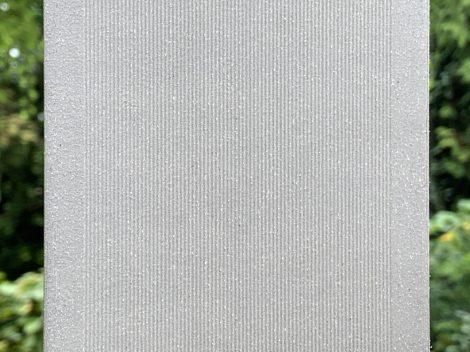 WPC lap kerítésléc 90 cm hosszú grafit szürke kerítéselem