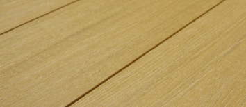 WPC padlólap Woodlook Exclusive típus, Cedar szín 4 méteres szál 145x21x4000 mm igazi fahatású kétol