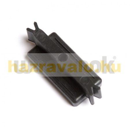 WPC padlólap rögzítő fül műanyag klipsz 5 mm padlólap távolsághoz