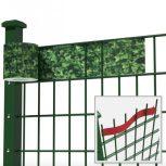 Kerítés belátásgátló PVC szalag