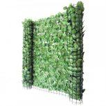 Kerítés takaró és belátásgátló műsövény, műnád