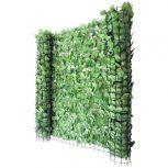 Műsövény kerítés takaró és belátásgátló
