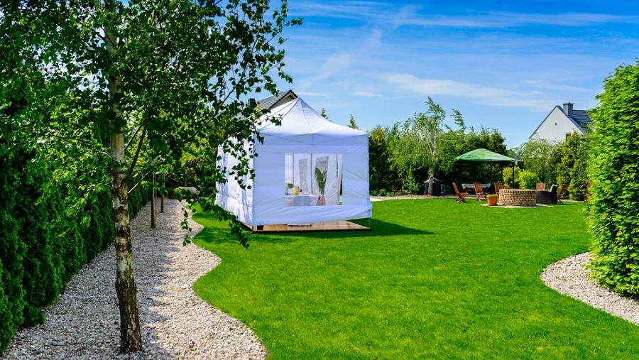 Házravaló Webáruház kerti pavilon és party sátor